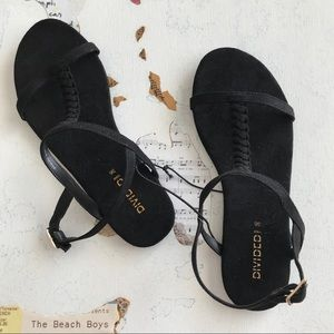 H&M Divided Sandals • Size 36